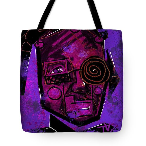 Untitled 17sept2015 Tote Bag by Jim Vance