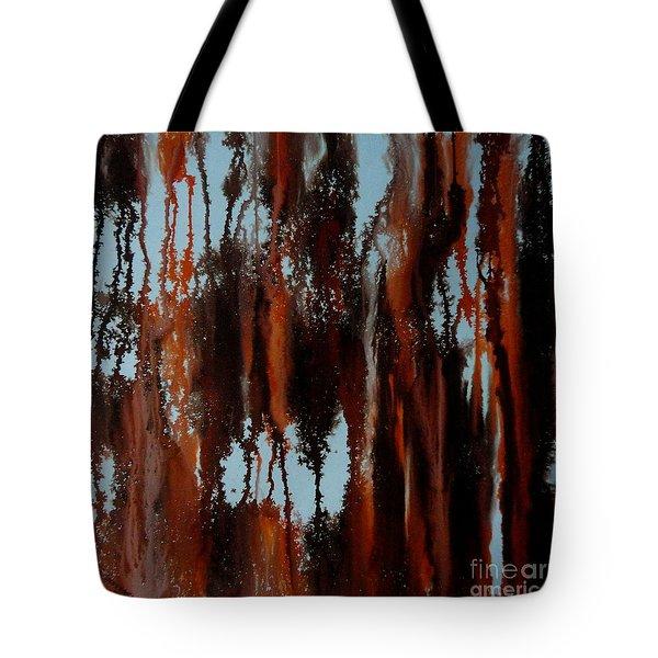 Sunset Of Duars Tote Bag