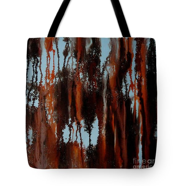 Sunset Of Duars Tote Bag