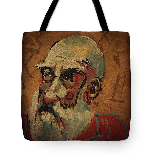 Tote Bag featuring the digital art Untitled - 29oct2017 by Jim Vance