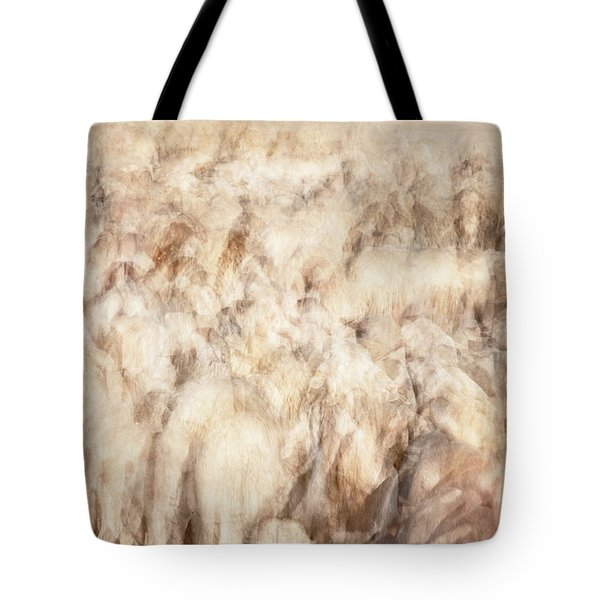 Untitled #3939, From The Soul Searching Series Tote Bag