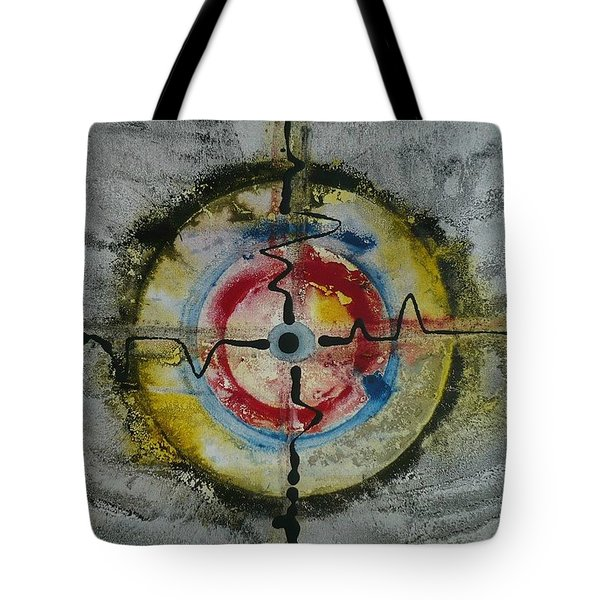 Four Directions Energy Tote Bag