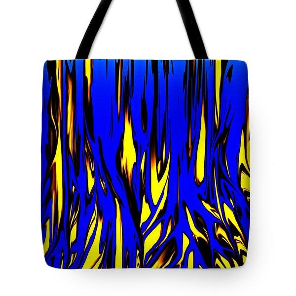 Untitled 7-21-09 Tote Bag by David Lane