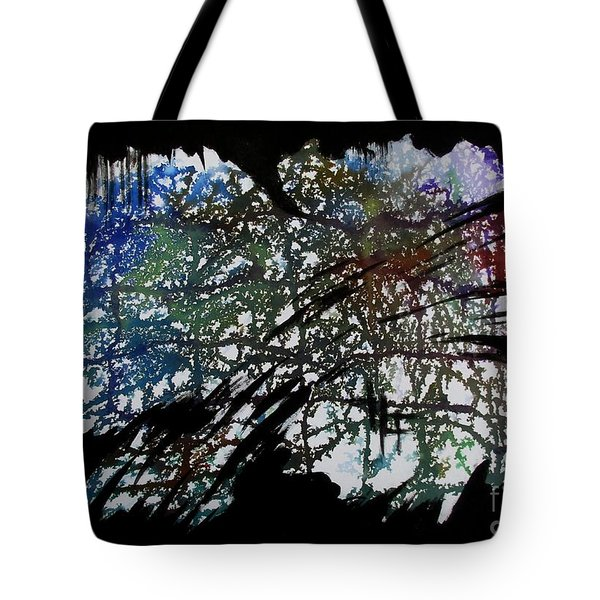 Untitled-77 Tote Bag