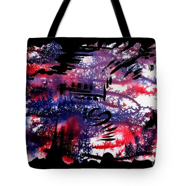 Untitled-80 Tote Bag