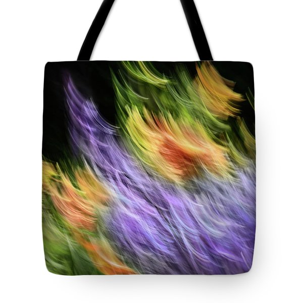 Untitled #8080208, From The Soul Searching Series Tote Bag