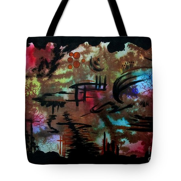 Untitled-84 Tote Bag
