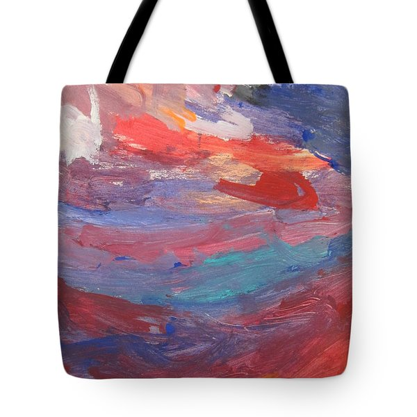 Untitled 96 Original Painting Tote Bag