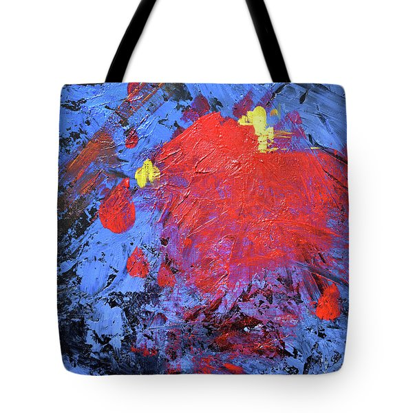 Untitled Abstract-7-817 Tote Bag