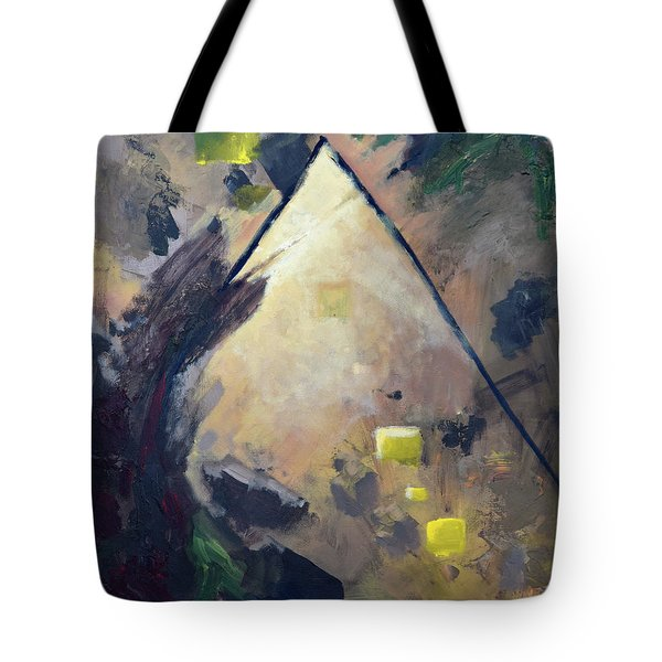 Untitled Abstract 730-17 Tote Bag