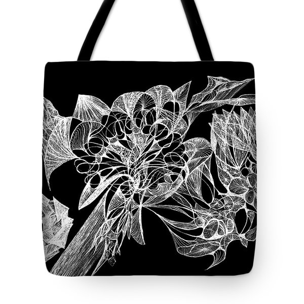 From The Ethers... Tote Bag by Charles Cater