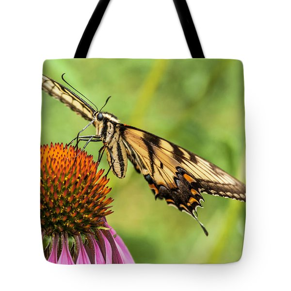 Untitled Butterfly Tote Bag