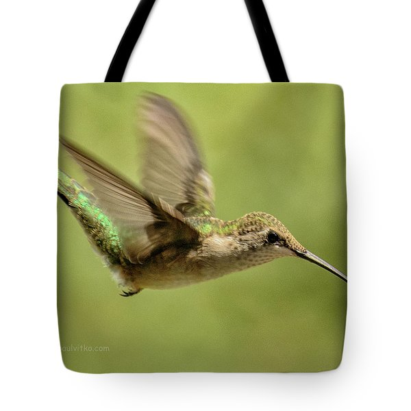 Untitled Hum_bird_one Tote Bag