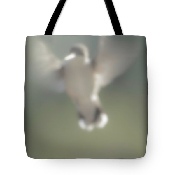 Untitled Hummingbird Tote Bag