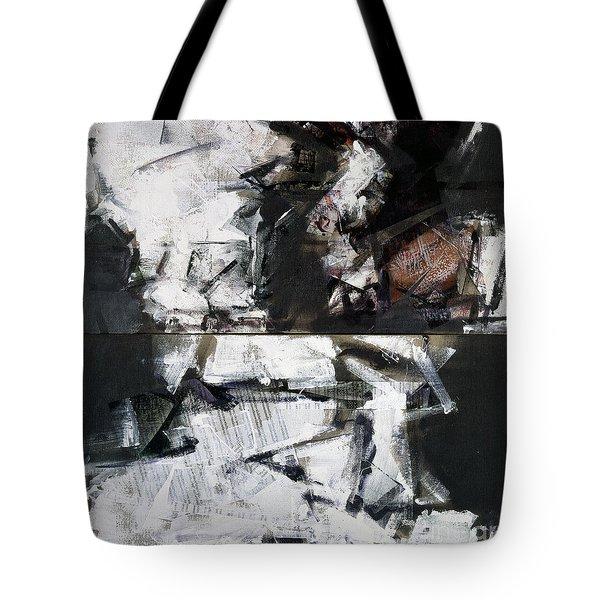 Untitled II Tote Bag