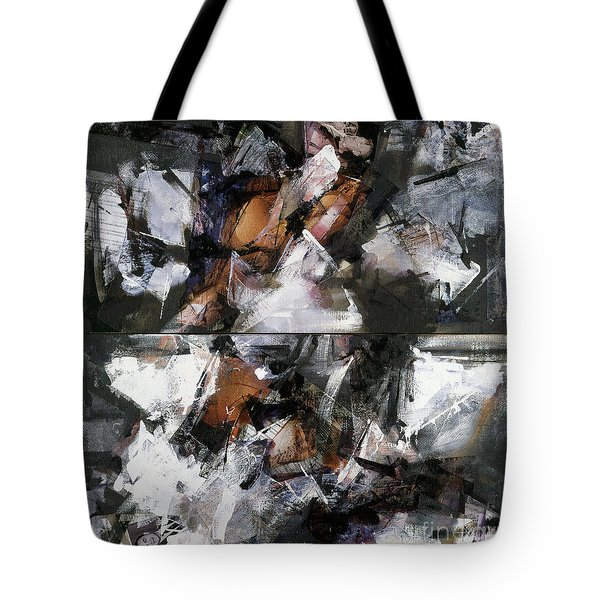Untitled IIi Tote Bag