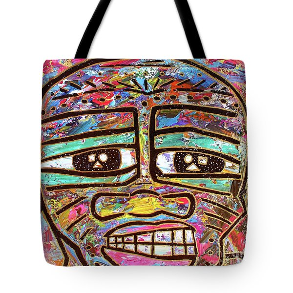Untitled Iv Tote Bag