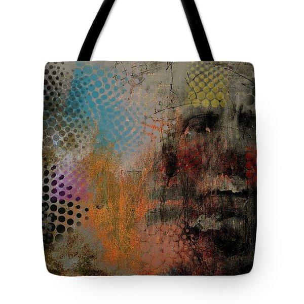 Untitled June 6 2015 Tote Bag by Jim Vance