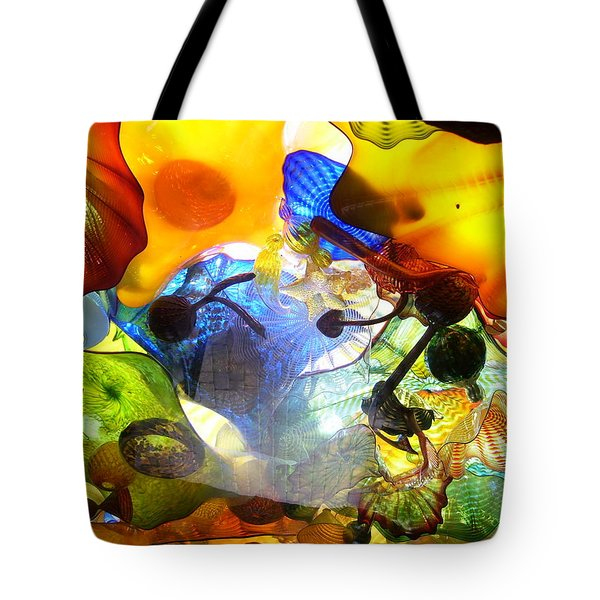 Untitled Tote Bag by Melinda Dare Benfield