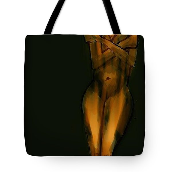 Untitled Nude 04nov2015 Tote Bag