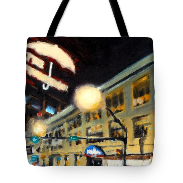 Untitled  Tote Bag by Robert Reeves