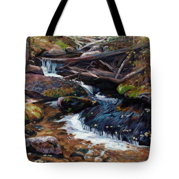 Calming Tote Bag