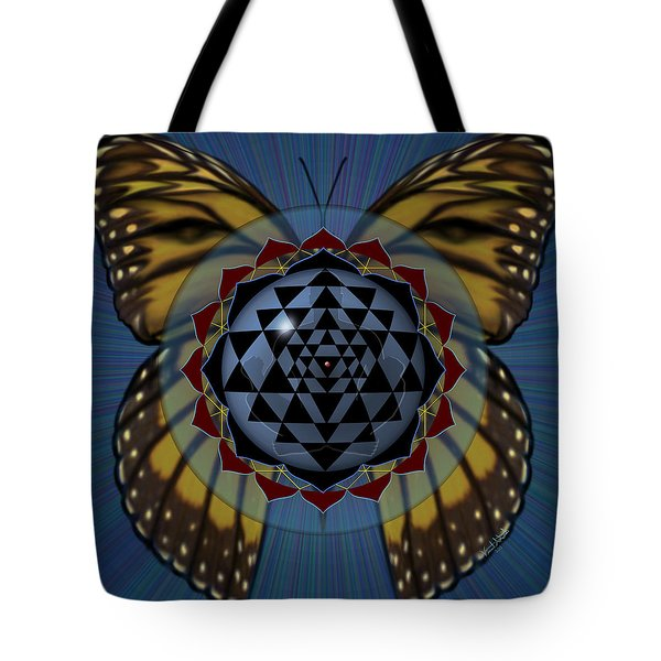Transforming Meditation Tote Bag
