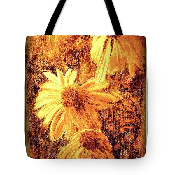 Tote Bag featuring the digital art Untitled  by Antonia Citrino