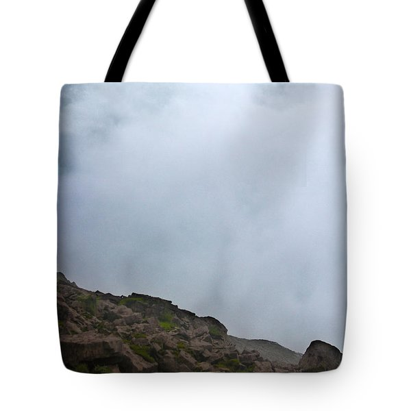 Tote Bag featuring the photograph The Wall Of Water by Dana DiPasquale