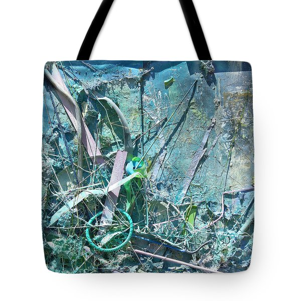 Tote Bag featuring the pastel Untitled by Robert Anderson