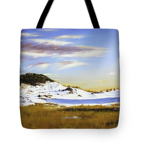 Unwalked Tote Bag