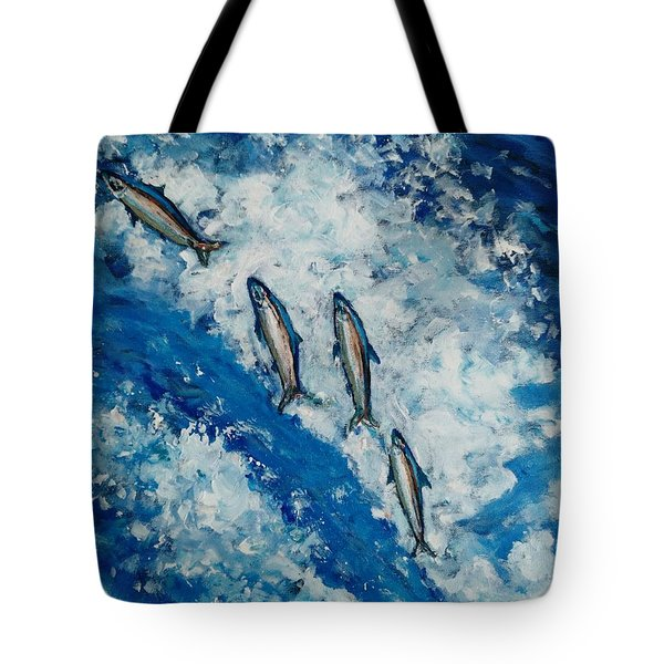 Unwarranted Escape Tote Bag
