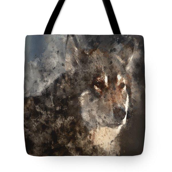 Unwavering Loyalty Tote Bag