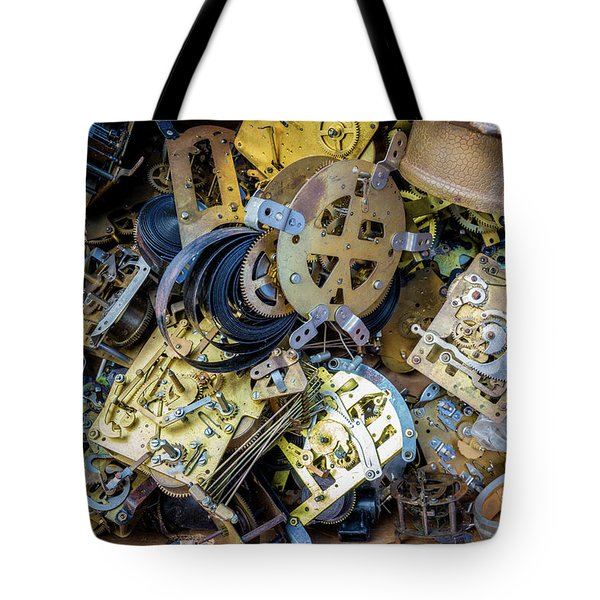 Tote Bag featuring the photograph Unwinding by Christopher Holmes