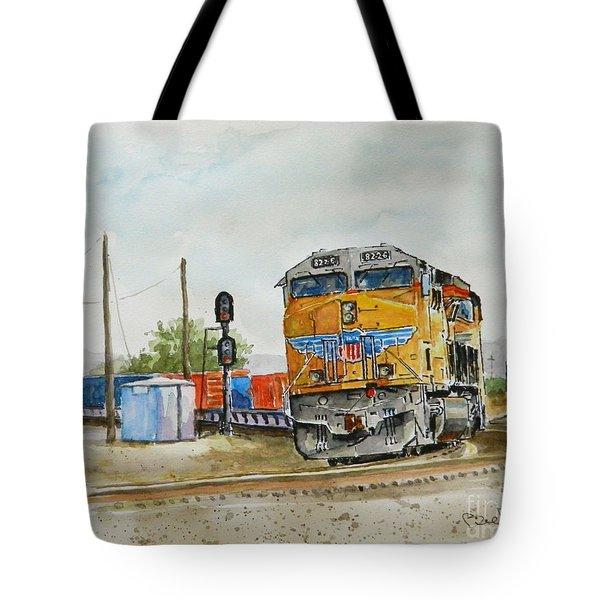 U.p. 8226 Tote Bag
