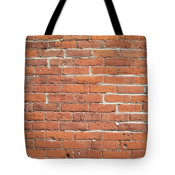 Up Against A Wall Tote Bag