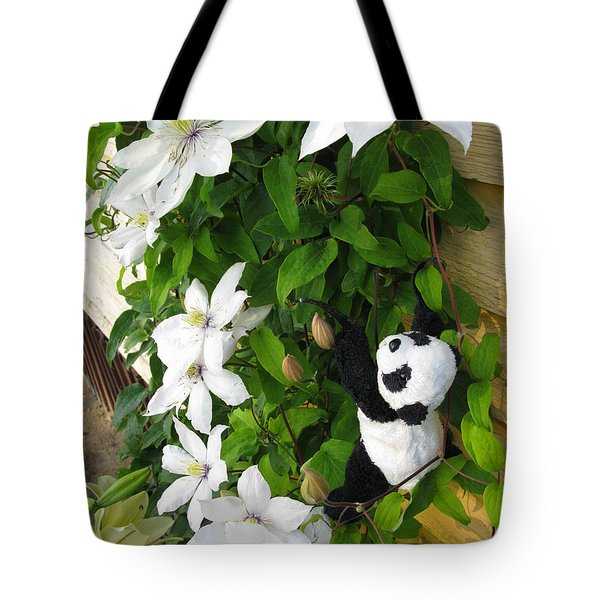 Tote Bag featuring the photograph Up And Up And Up by Ausra Huntington nee Paulauskaite