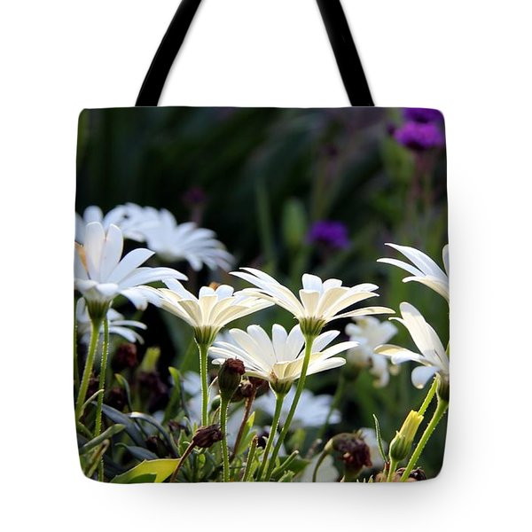 Tote Bag featuring the photograph Up Lifting by Yumi Johnson