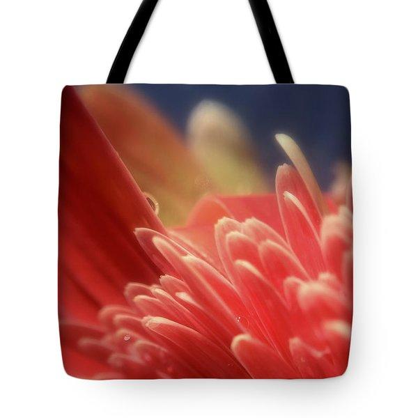 Up Tangerine Tote Bag