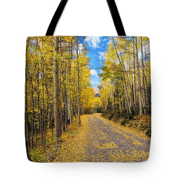 Up The Pass Tote Bag