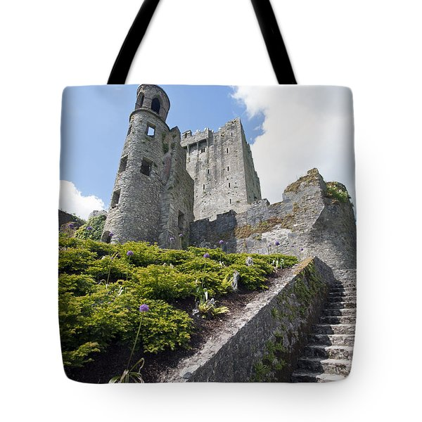 Up To Blarney Castle Tote Bag