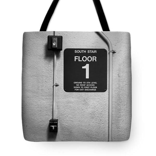 Up To One Tote Bag