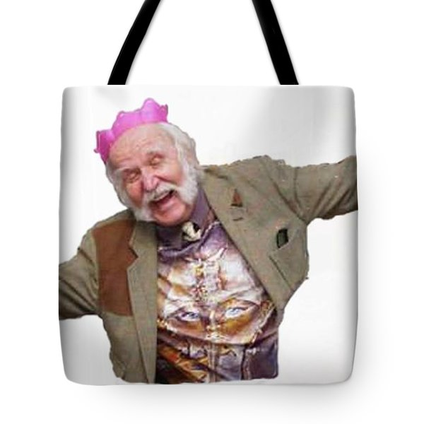 Up. Up, And Away Tote Bag by Roger Swezey