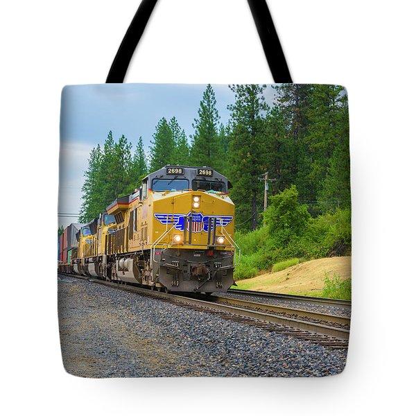 Up5698 Tote Bag