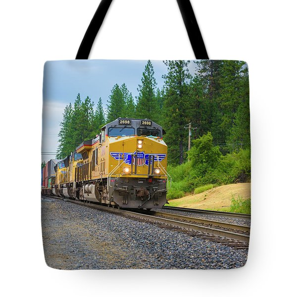 Up5698 Tote Bag