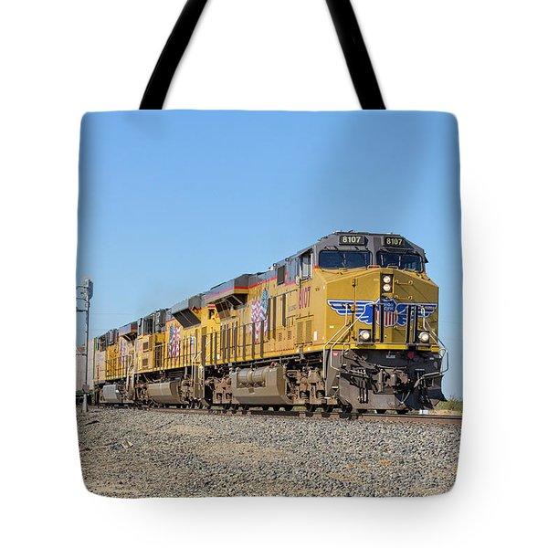 Up8107 Tote Bag