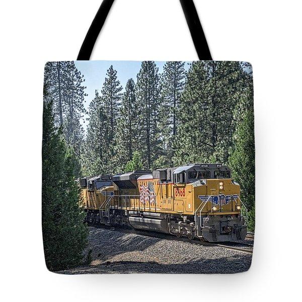 Up8968 Tote Bag