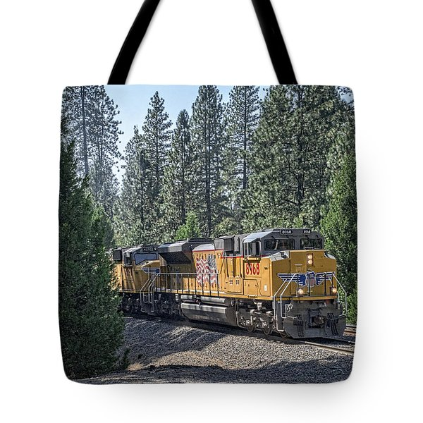 Up8968 Tote Bag