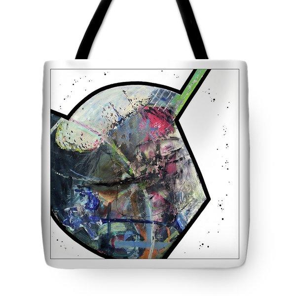 Upgrade Your Imagination  Tote Bag by Antonio Ortiz