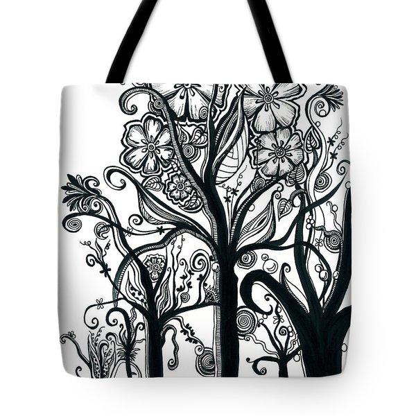 Uplifting Tote Bag